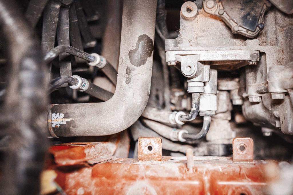 Вариатор без маслоохладителя (рестайл)
