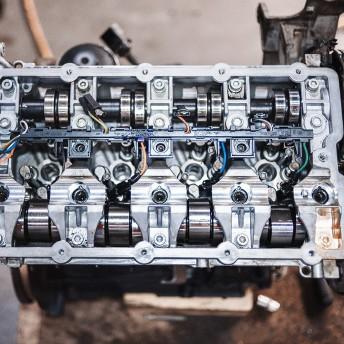 Новый двигатель Додж Джорни 2.0 (дизель) без топливных форсунок
