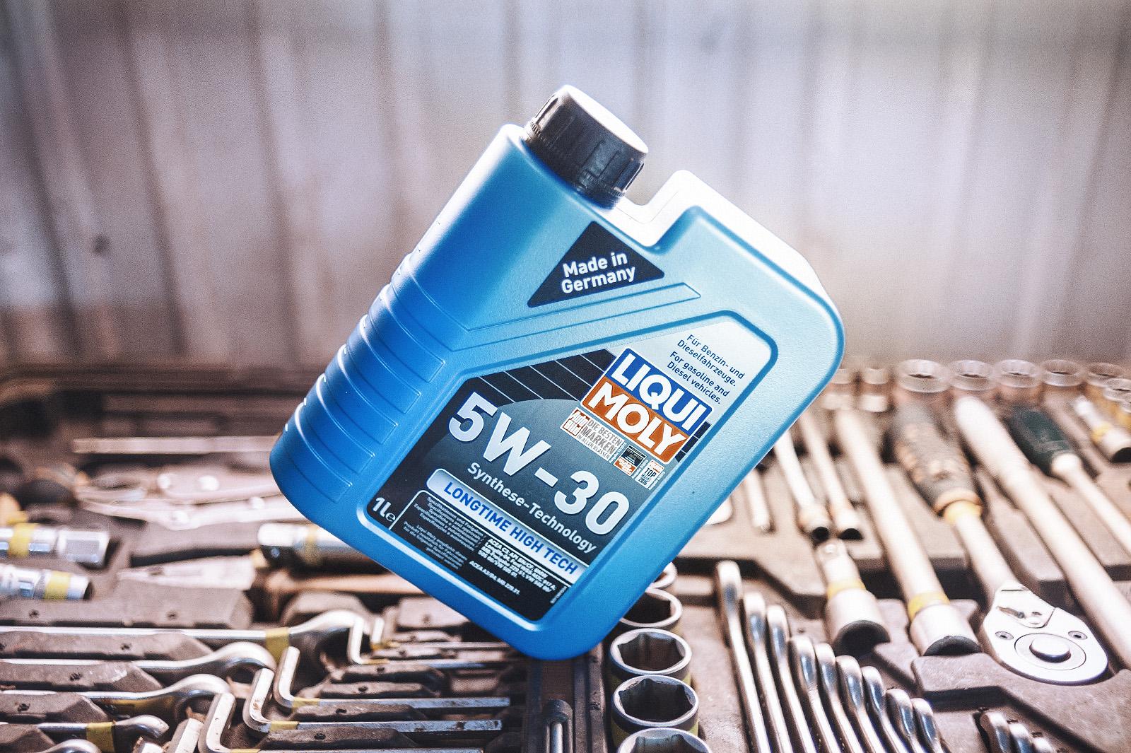 Liqui Moly – масло без угара и жора