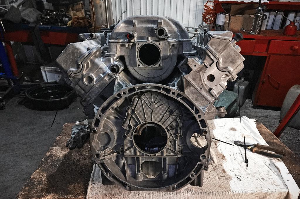 """Без ГБЦ двигатель будет похож на """"О"""" с рожками, чем на V"""