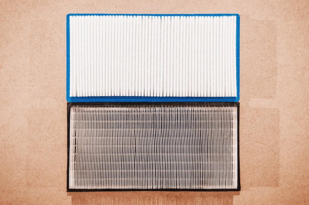 Воздушный фильтр Додж Калибр: старый и новый
