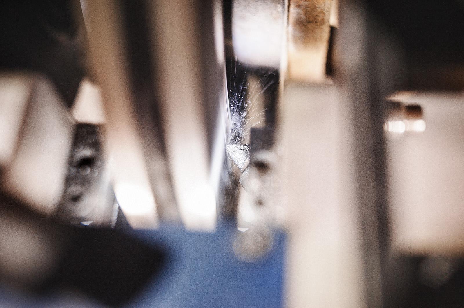 Процесс проточки дисков в разгаре!