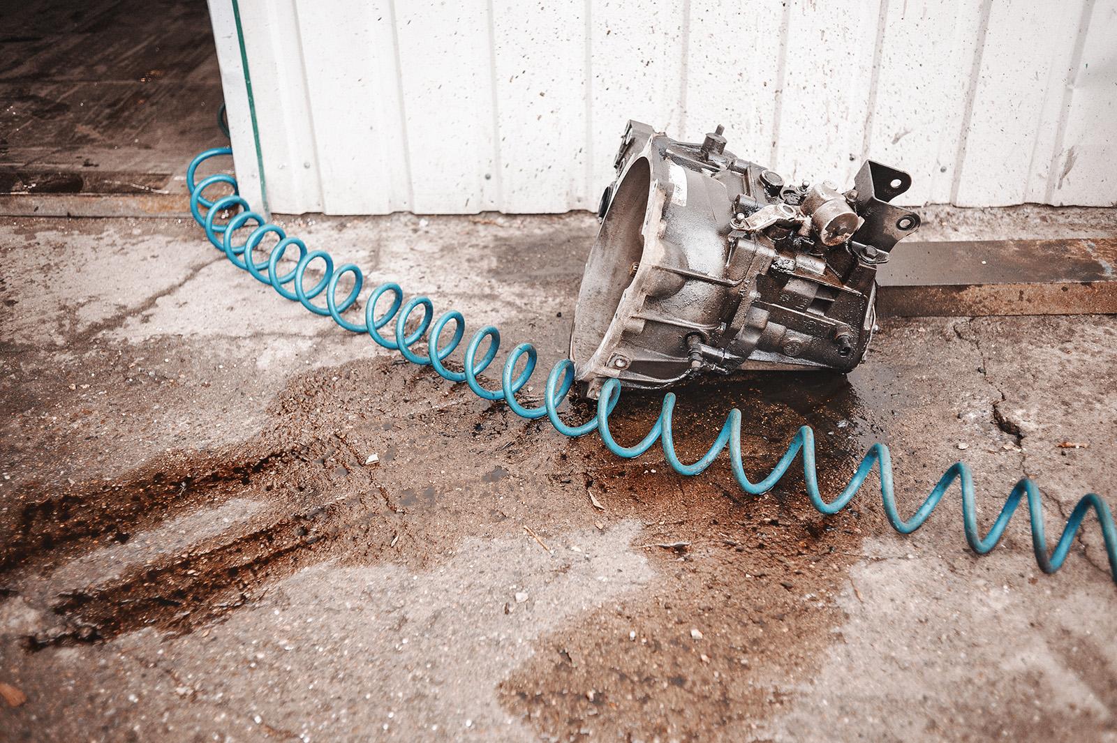 Отмываем МКПП от векового слоя грязи