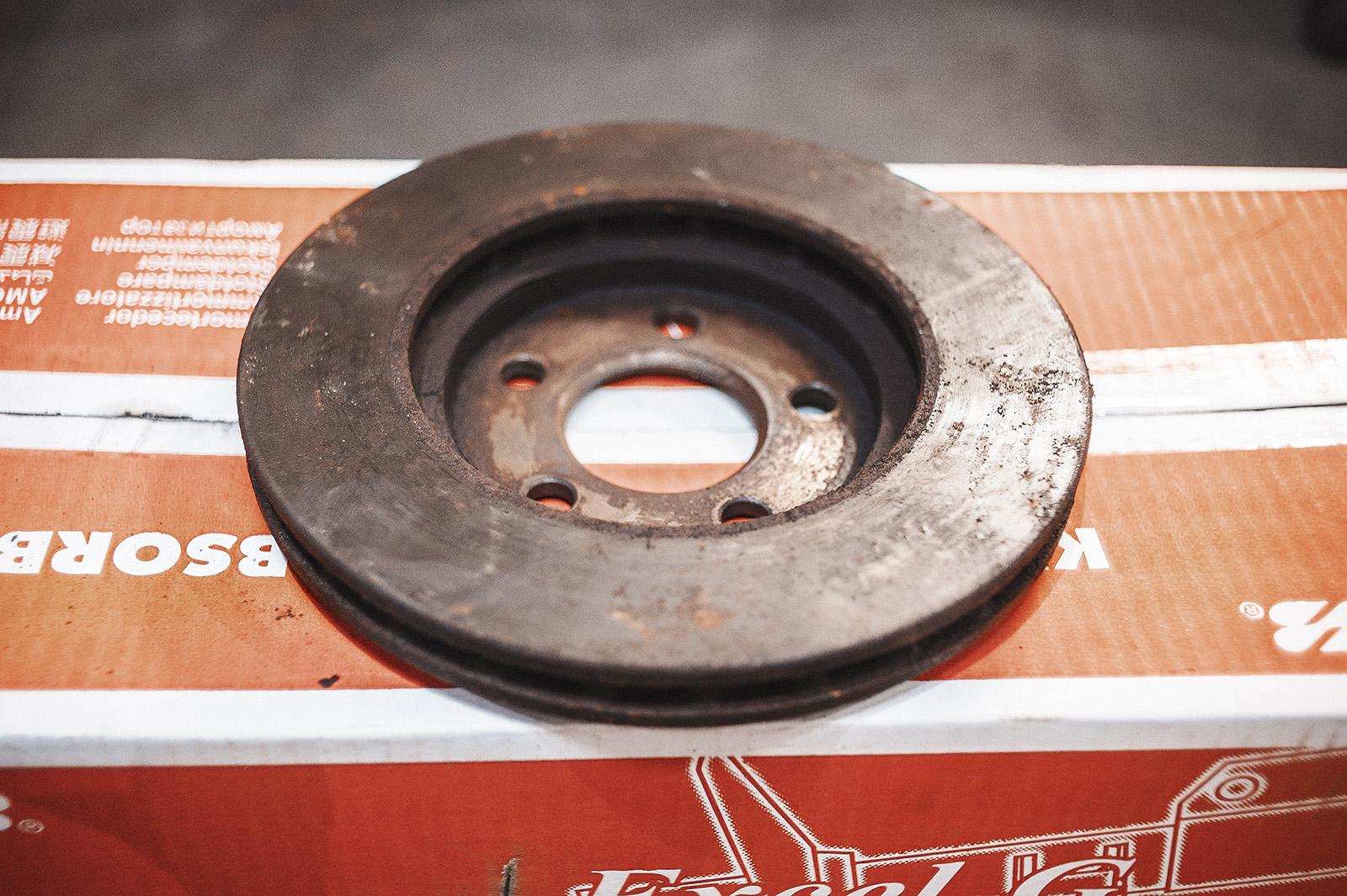 Нормальный тормозной диск