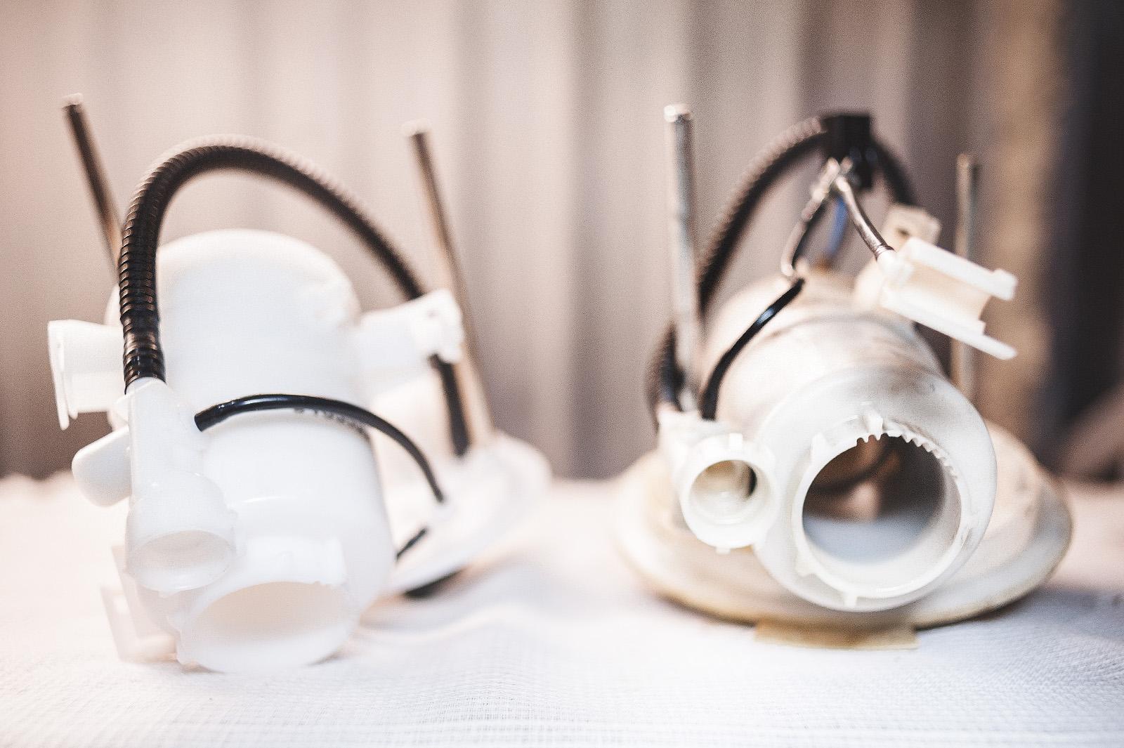 Топливные фильтры тонкой очистки: старый и новый