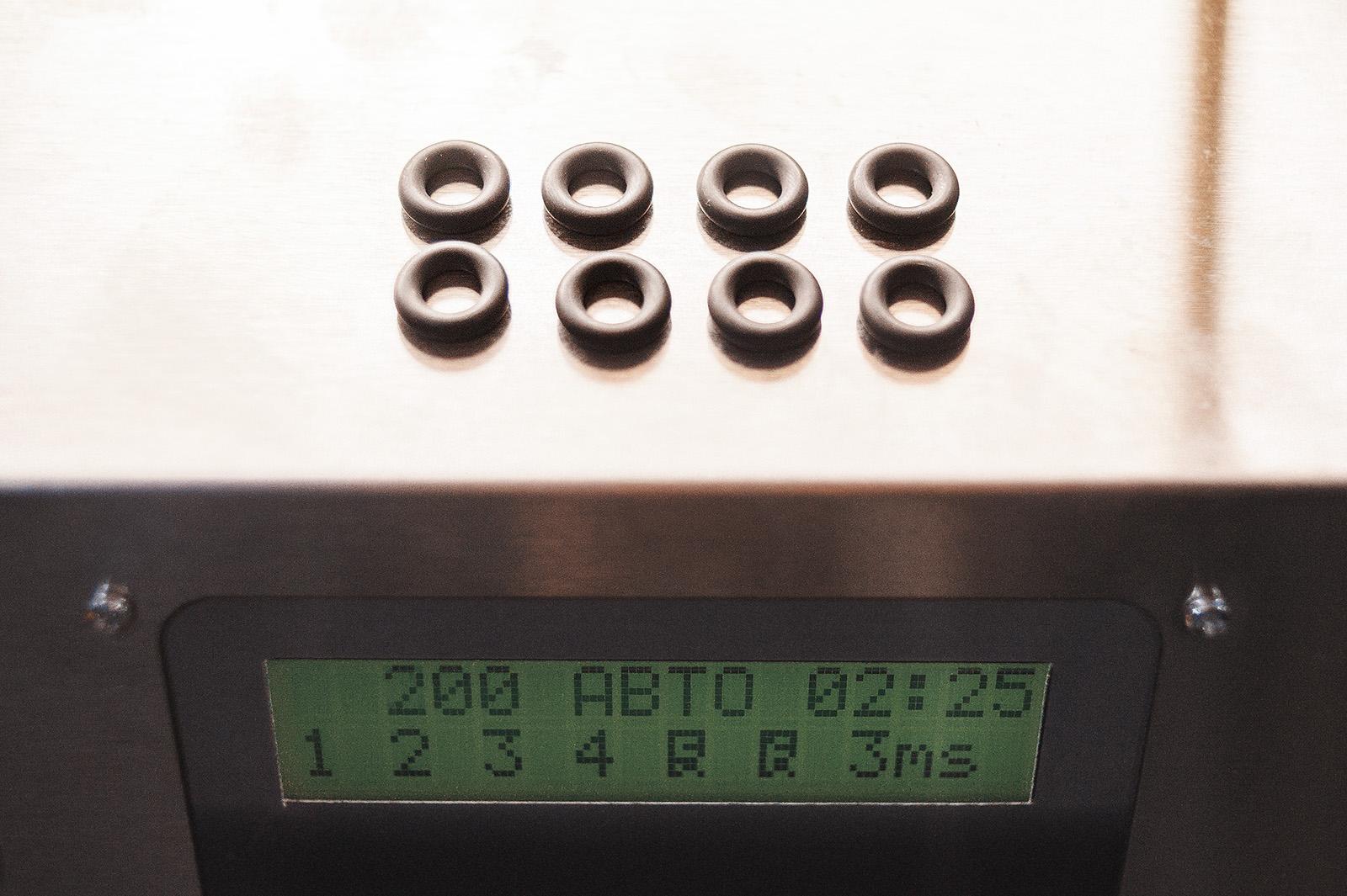 Обязательно меняем уплотнительные кольца топливных форсунок