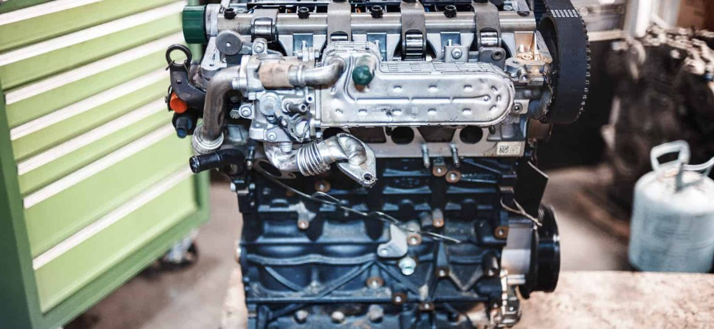 Новый двигатель Додж Джорни 2.0 (дизель)