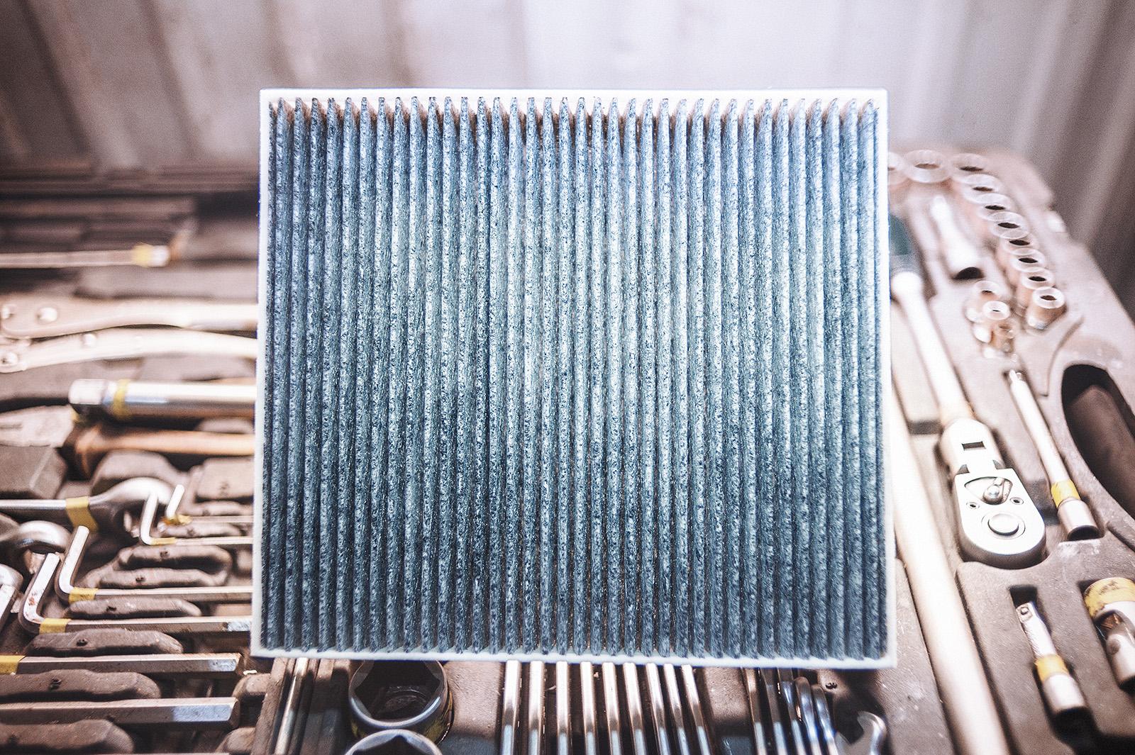 Угольный салонный фильтр Додж Калибр