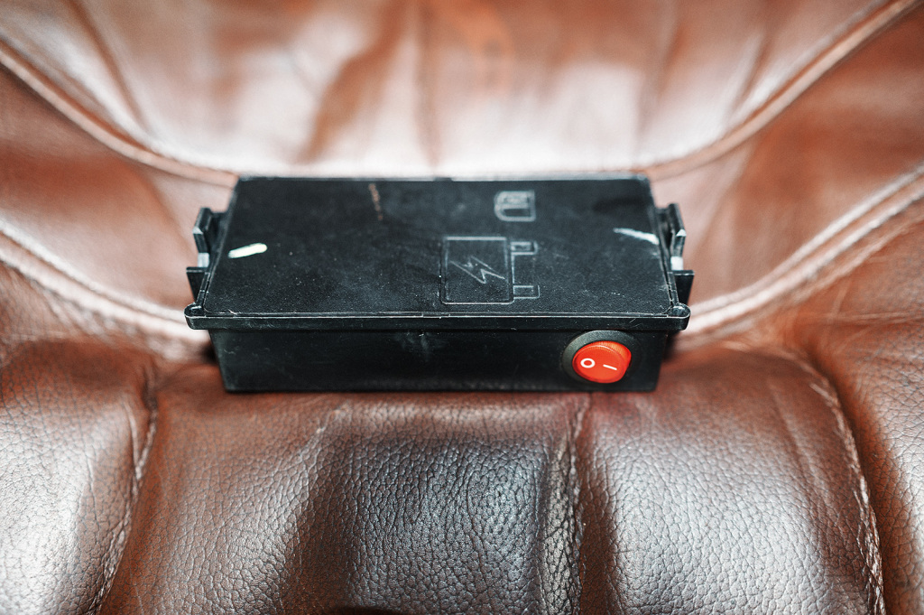 Полноценный блок реле для фаркопа