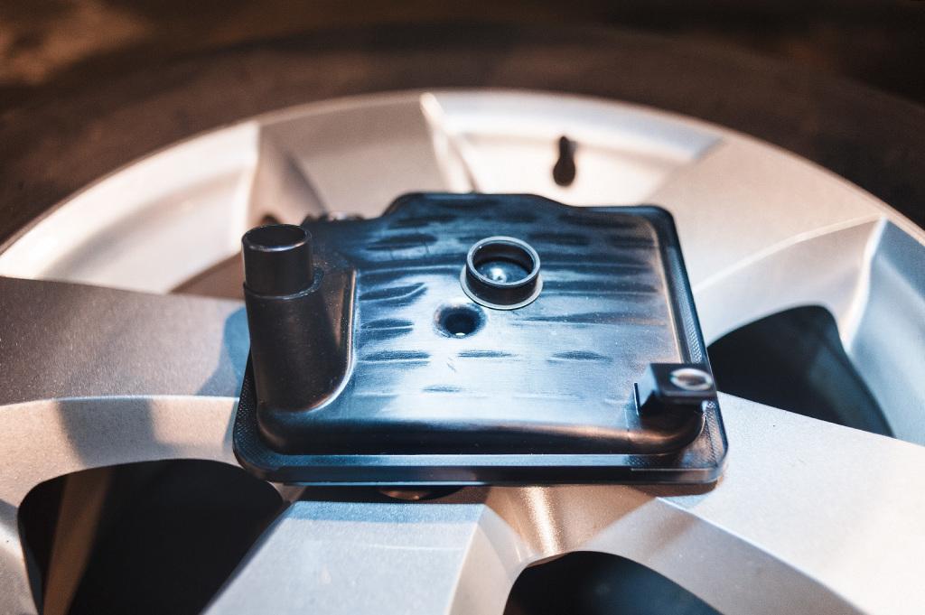 Новый масляный фильтр коробки передач
