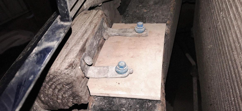Альтернативная регулировка зазоров бампера Додж Джорни