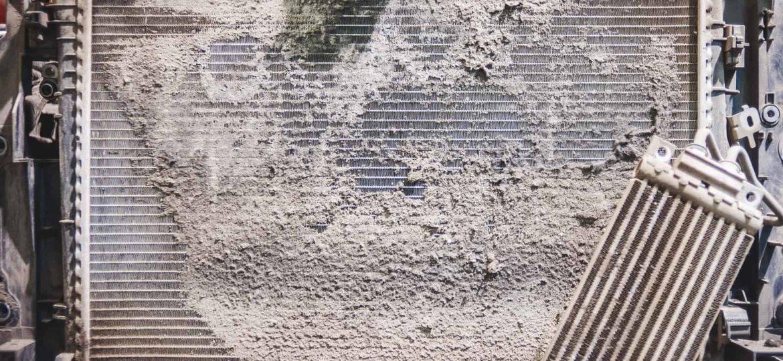 Чистка радиаторов Додж Джорни
