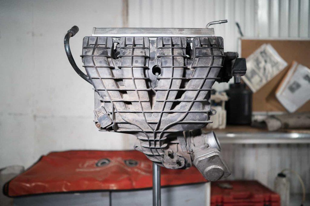 Впускной коллектор двигателей World Engine