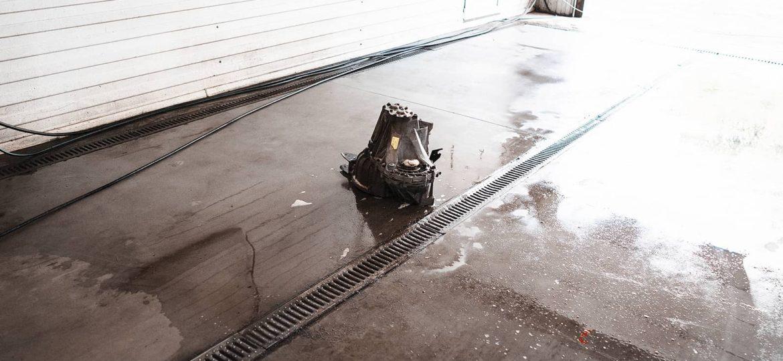 Отмываем МКПП Додж Калибр после течи масла