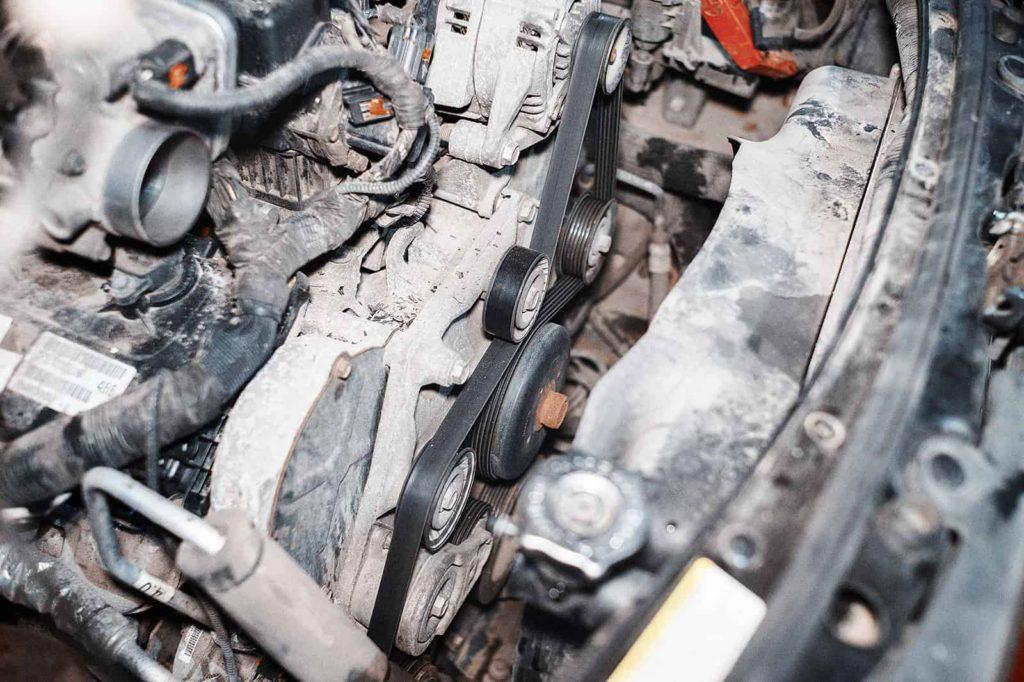 Ремень навесного оборудования Додж Нитро