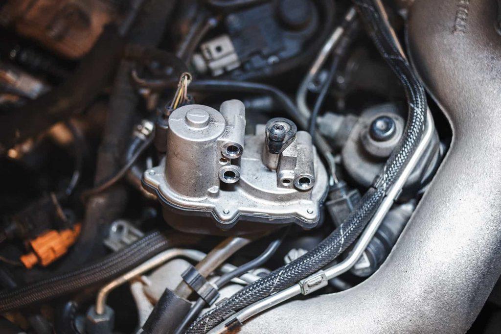Двигатель привода заслонки впускного коллектора Ауди Q5