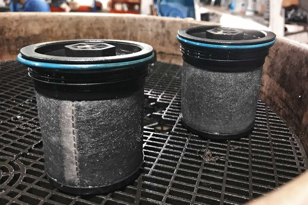 Топливные фильтры однозначно под замену