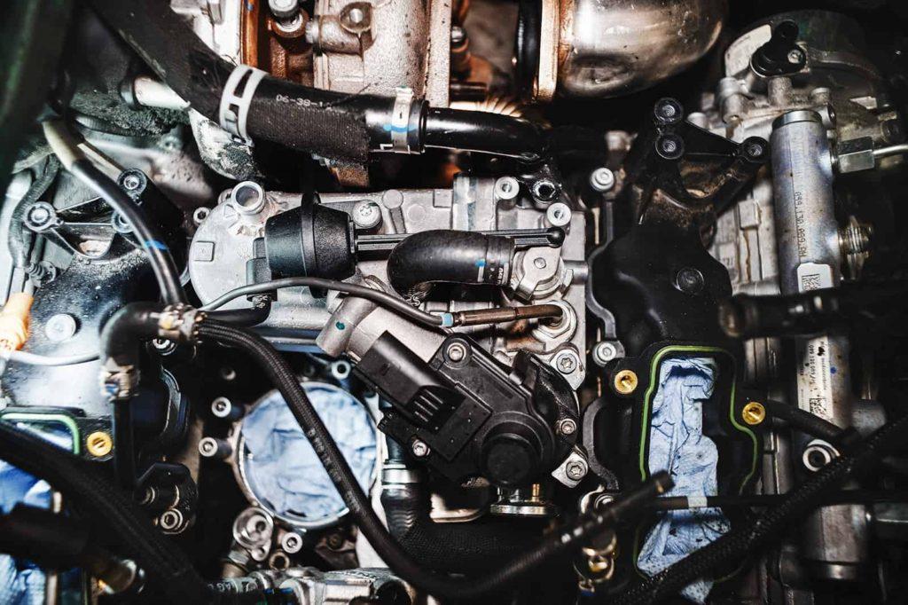 Плотная компоновка повышает требования к механику