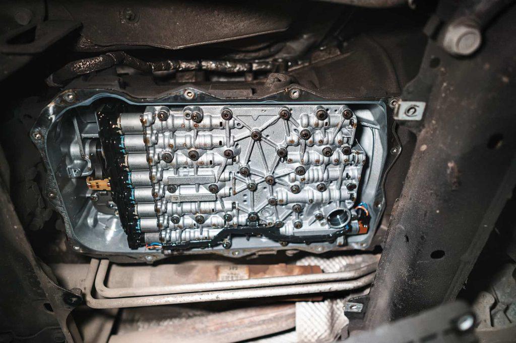 Блок клапанов не подскажет жива коробка или пора в ремонт