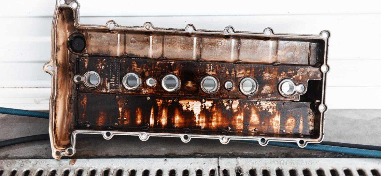 Интервал замены масла в двигателе ну ни капли не нарушен