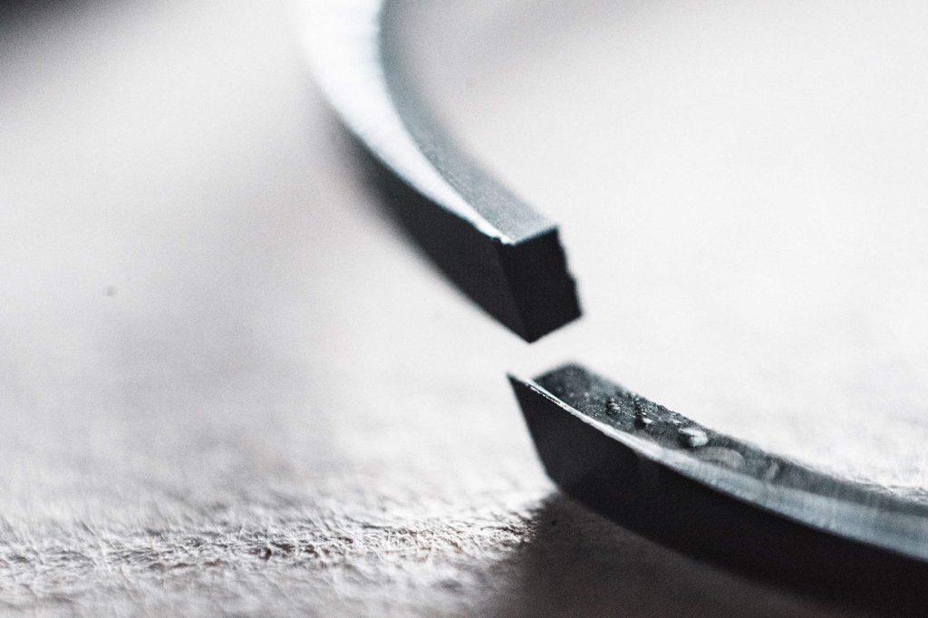 Износ тефлонового кольца в коробке передач Т5