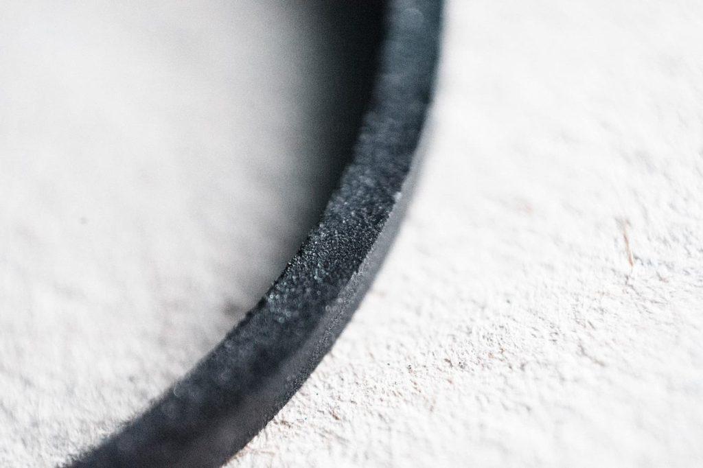 Профиль нового тефлонового кольца