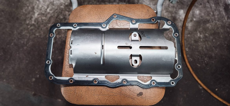 Новая прокладка двигателя Додж Нитро 3.7