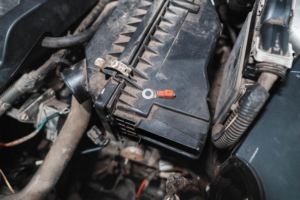 Новый пункт проверки при замене генератора