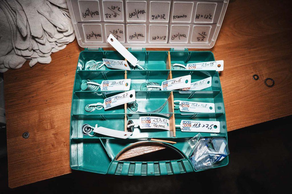 Комплект прокладок кондиционера Додж Джорни на любой вкус
