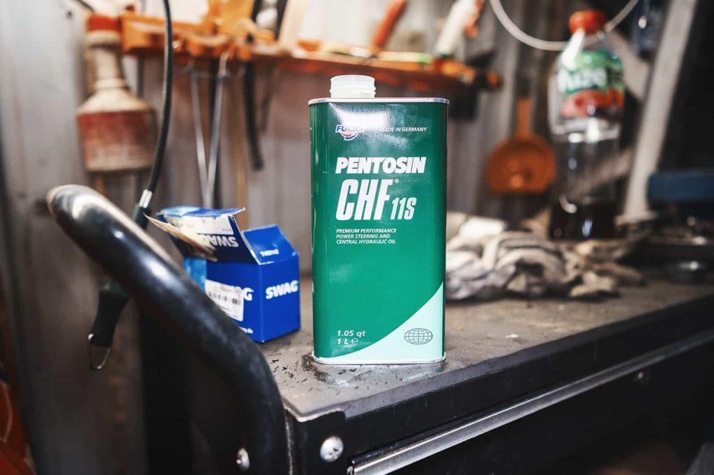 Жидкость гидроусилителя руля Pentosin CHF11S