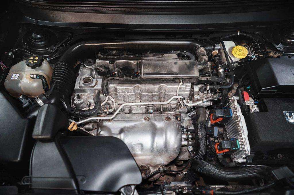 Двигатель MultiAir 2.4