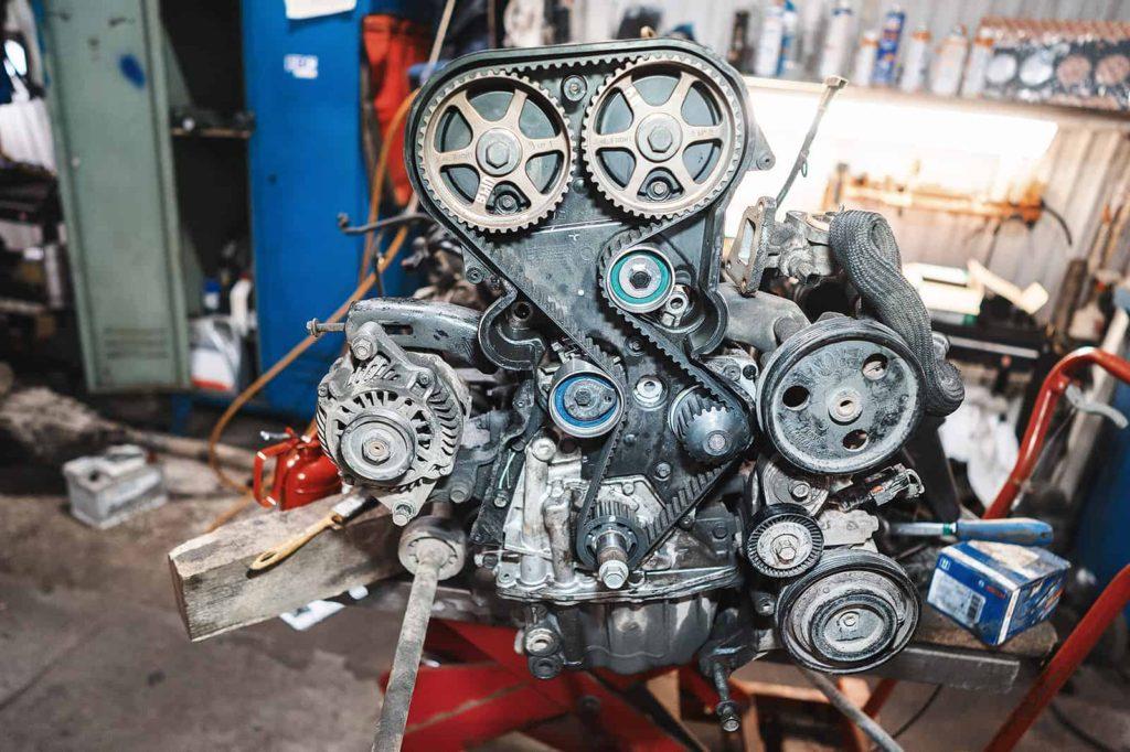 Ремонт двигателя PT Cruiser завершён, можно внедрять